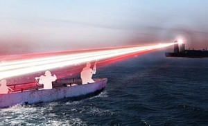 Laser weapon 15 Jan 2013